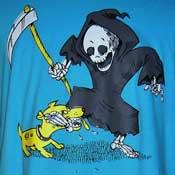 Rover Versus Reaper T-Shirt