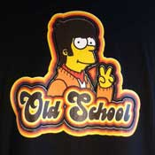 Old School Homer Shirt