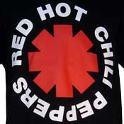 Red Hot Chili Peppers Logo Shirt