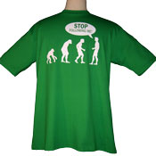 Stop Following Me Shirt