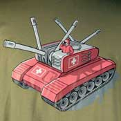 Swiss Army Tank Shirt